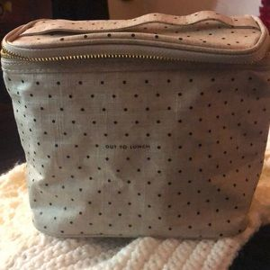 Kate spade lunch cooler